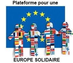 Plateforme pour une Europe solidaire